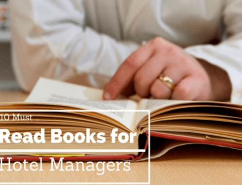 10 brilliant books that every hotel manager needs to read