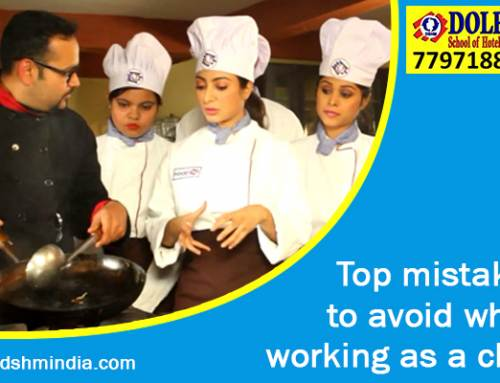 Mistakes To Avoid While Working As A Chef