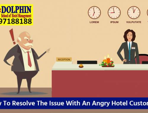 How To Resolve The Issue With An Angry Hotel Customer?
