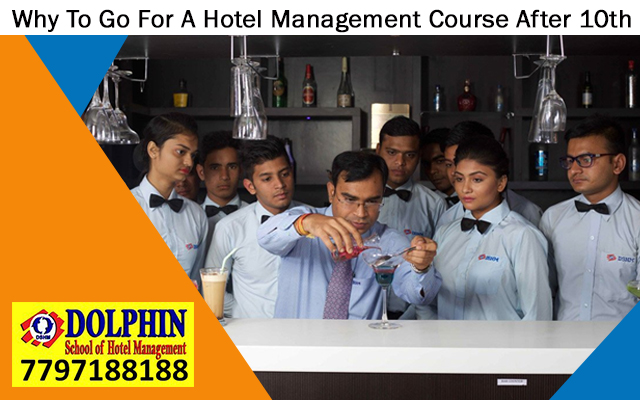 Hotel Management Course After 10th