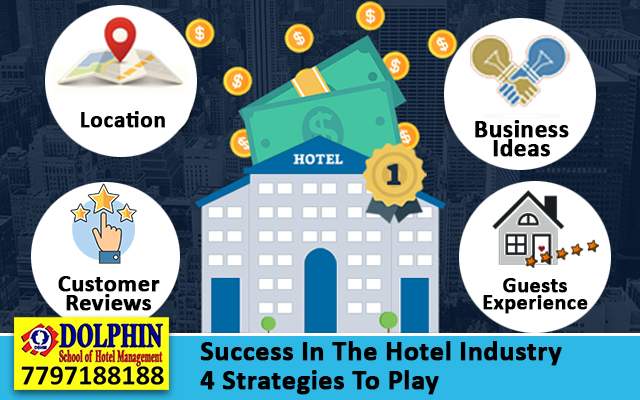 Success In The Hotel Industry; 4 Strategies To Play