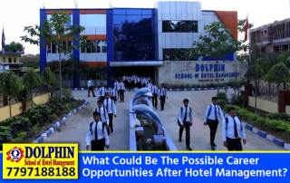 What Could Be The Possible Career Opportunities After Hotel Management?