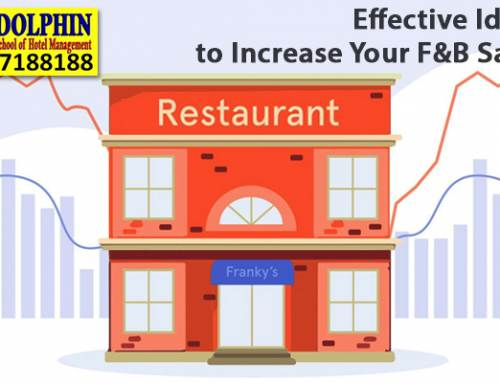 Effective Ideas to Increase Your F&B Sales